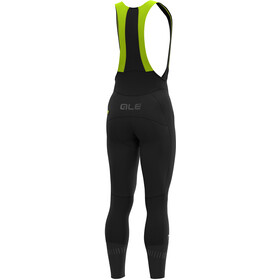 Alé Cycling Clima Protection 2.0 Nordik Thermowind DWR Cuissard Homme, black